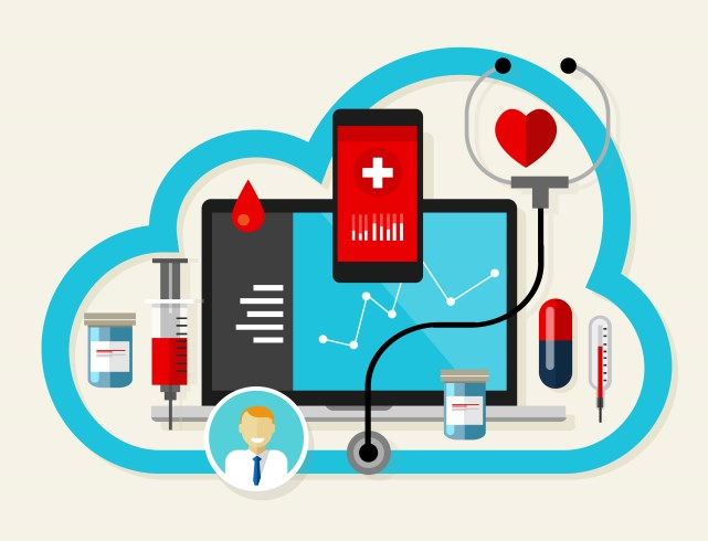Healthcare in the cloud